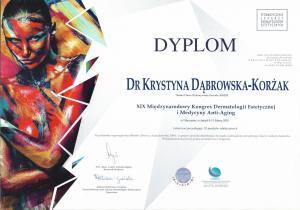 XIX Międzynarodowy Kongres Dermatologii Estetycznej i Medycyny Anty-Aging